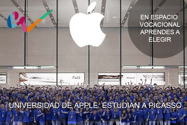 universidad de apple